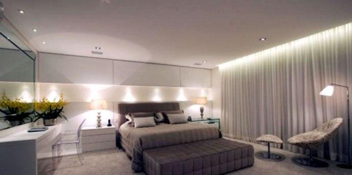 cortineiro com luz