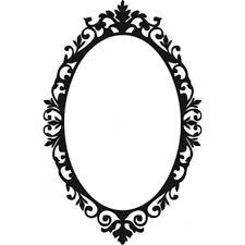 moldura adesivo de espelho